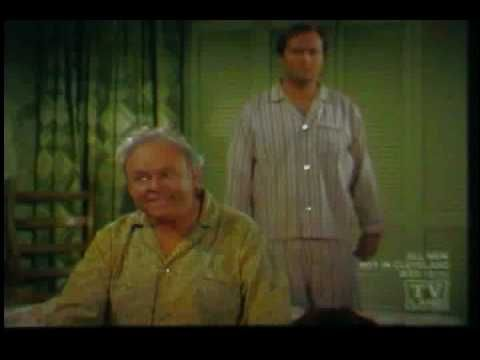 Archie Bunker Learns Gloria Cheated