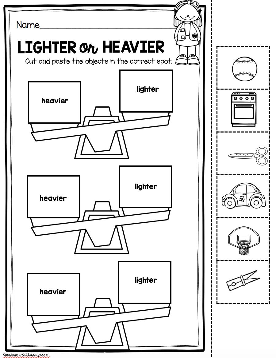 measurement and data kindergarten math unit freebies kinder numero kindergarten math. Black Bedroom Furniture Sets. Home Design Ideas