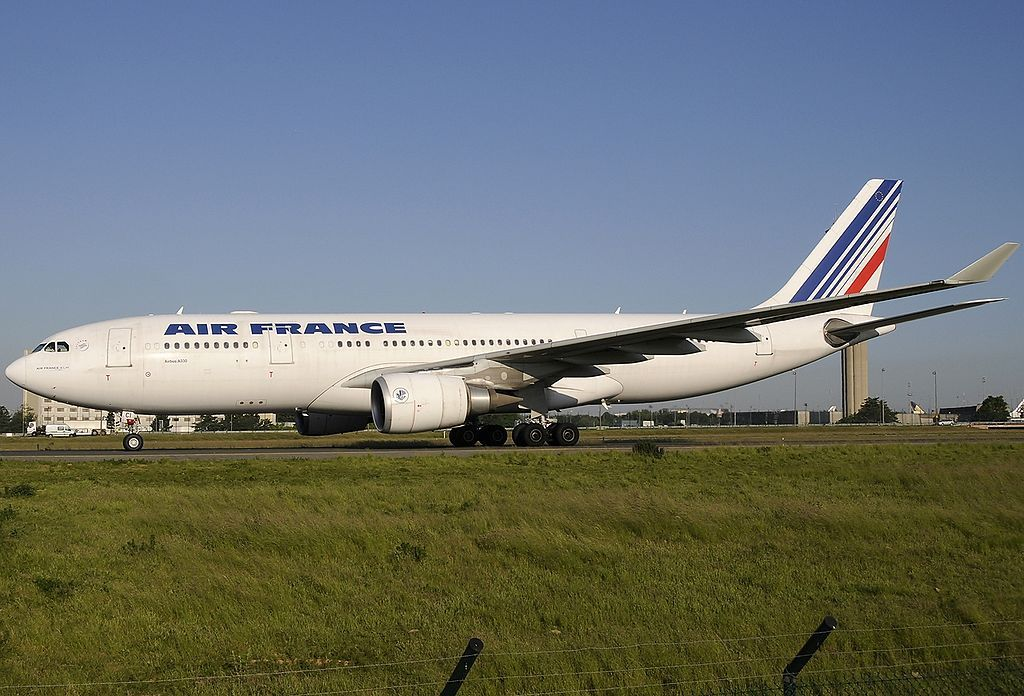 Air France Fleet Airbus A330200 Details and Pictures