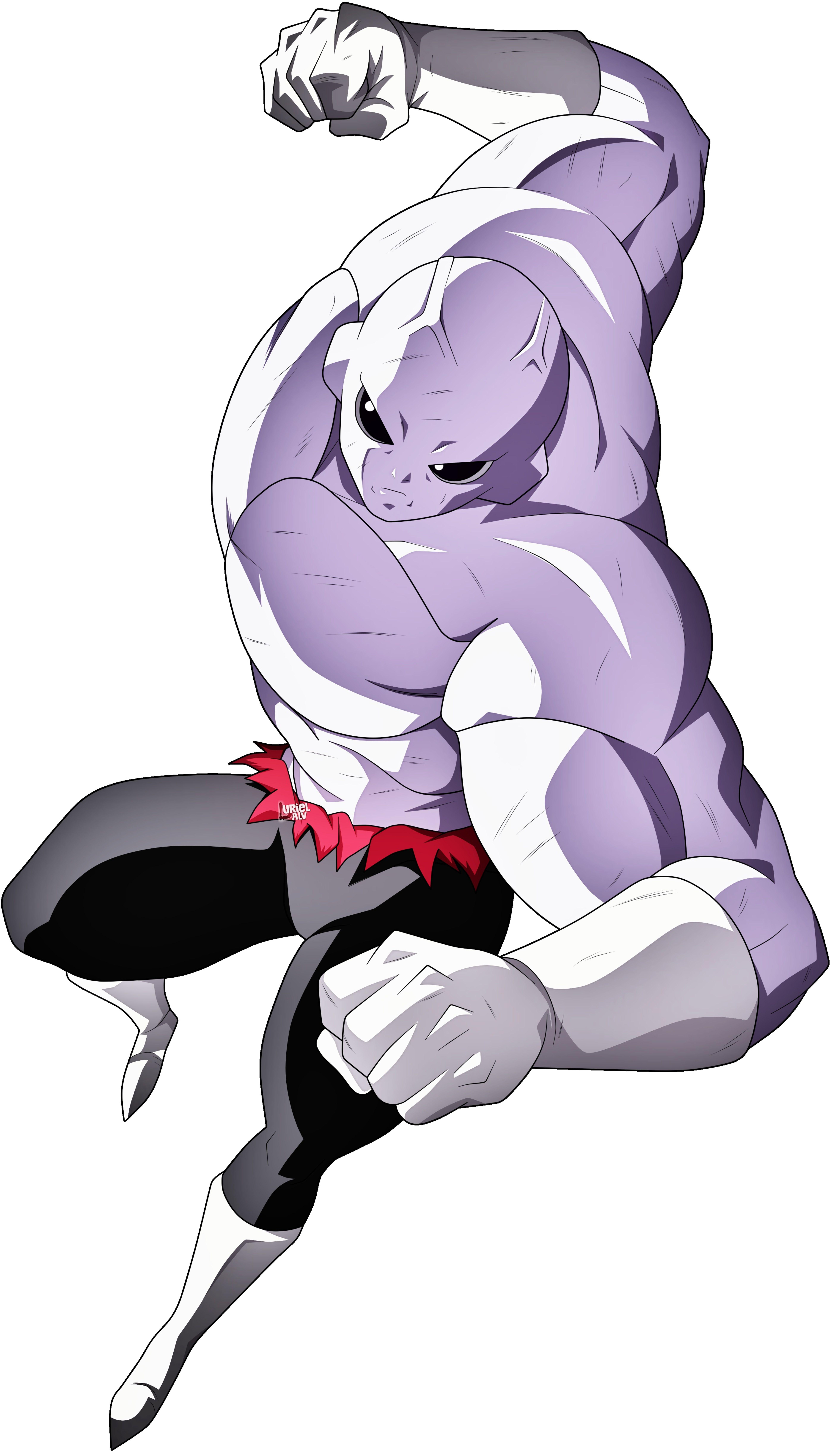 Jiren Full Power Universo 11 Personajes De Goku Dragones Dibujo De Goku