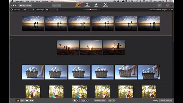 Snapselect A Simple Mac App That Wants to Make Sorting