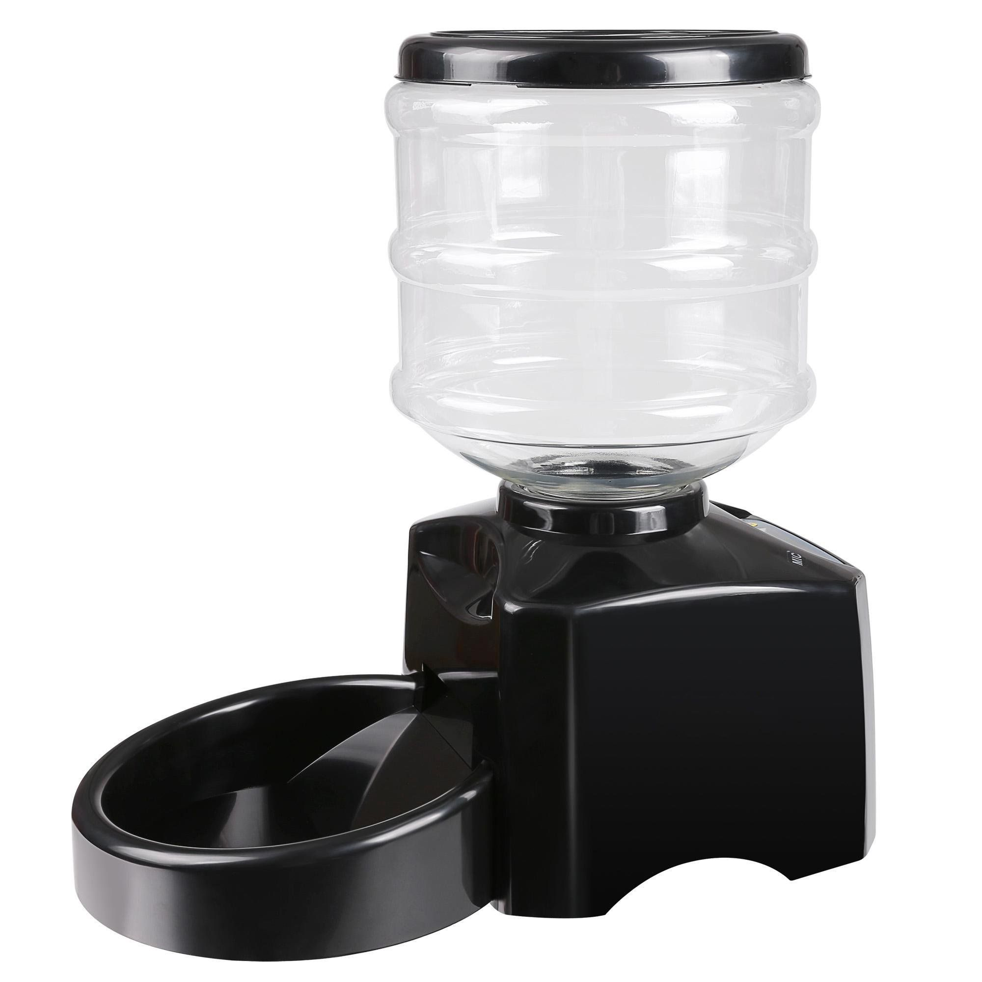 55 liter large automatic auto timed portion control pet