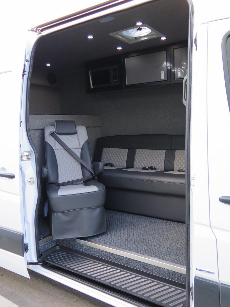 Mx Van Conversions Custom Van Interior Van Conversion Van Interior
