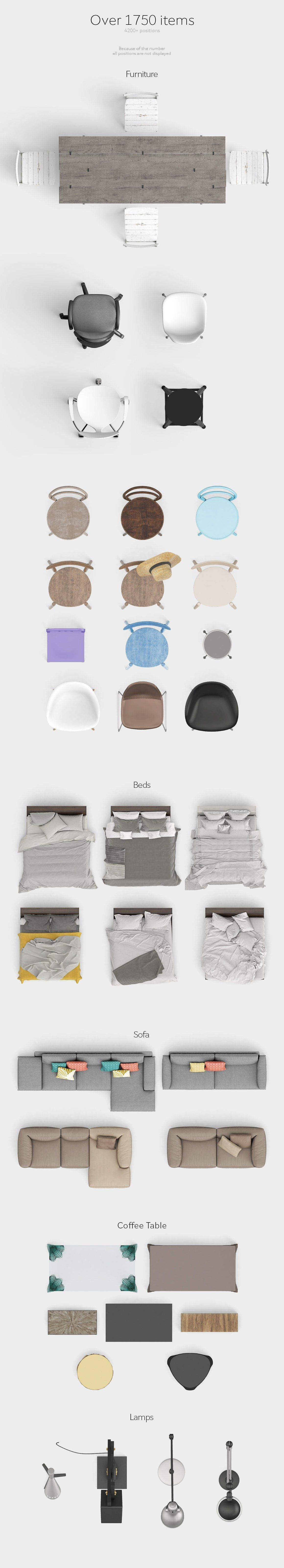 scene creator top view by qeaql on creativemarket