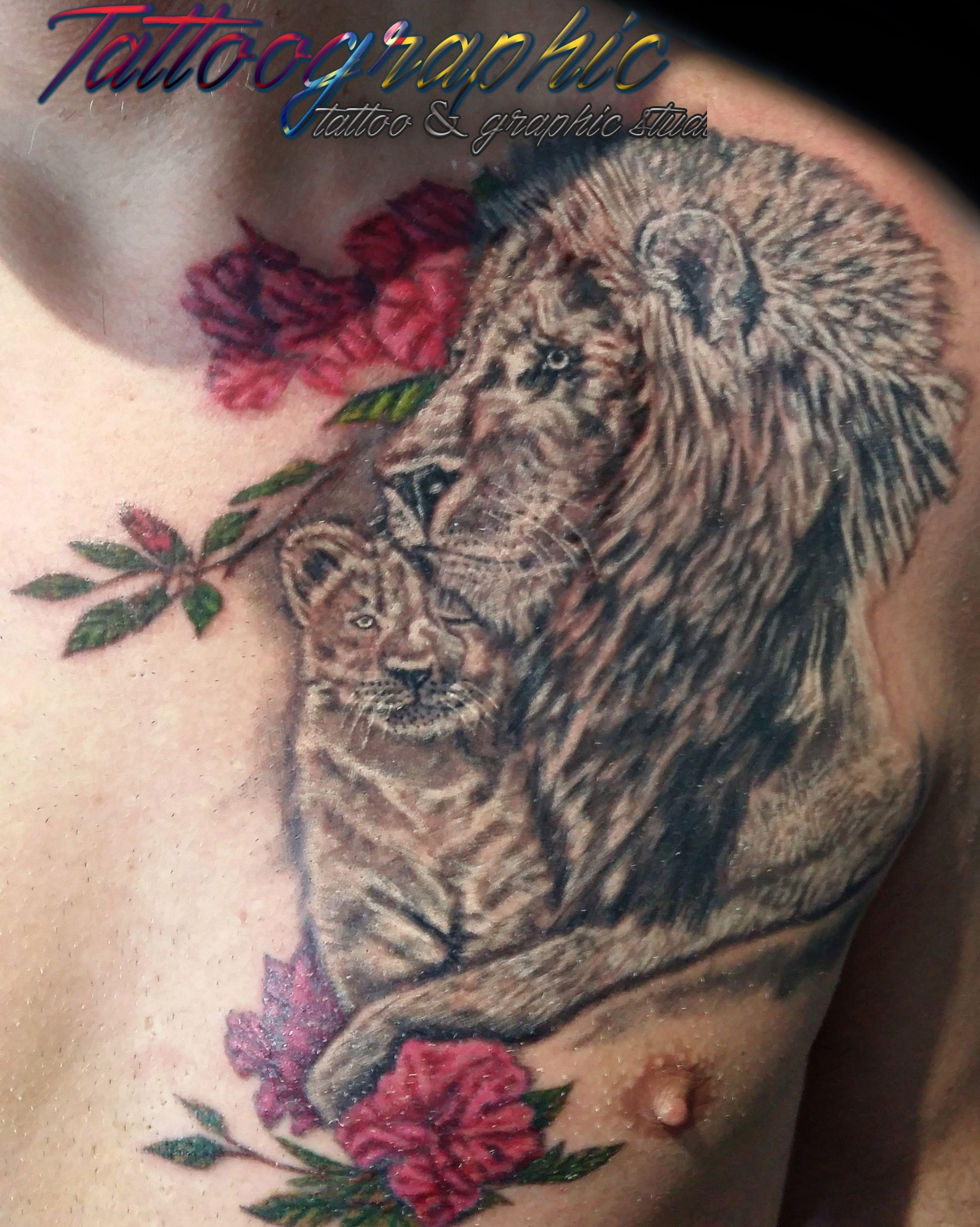 www.tattoographic.net Lion family portrait  #tattoo #tattoos #lion #liontattoo #aslandövmesi #tattoographic #adanadövme #dövmeadana #tattooadana #adanatattoo #besttattoo #tattoostudio #dövmesanatı #dövmeci #tattooartist #tattooist #tattoolovers #dövmemodelleri #dövmeler #adanaeniyidövme #eniyidövmeadana #adanadövmeci #adanadatattoo #tattooadana