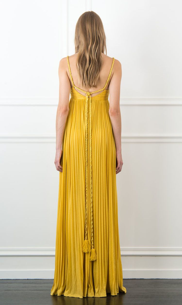 New Arrivals Archives Rachel Zoe Maxi Dress Chiffon Mini Dress Pleated Maxi Dress [ 1254 x 750 Pixel ]