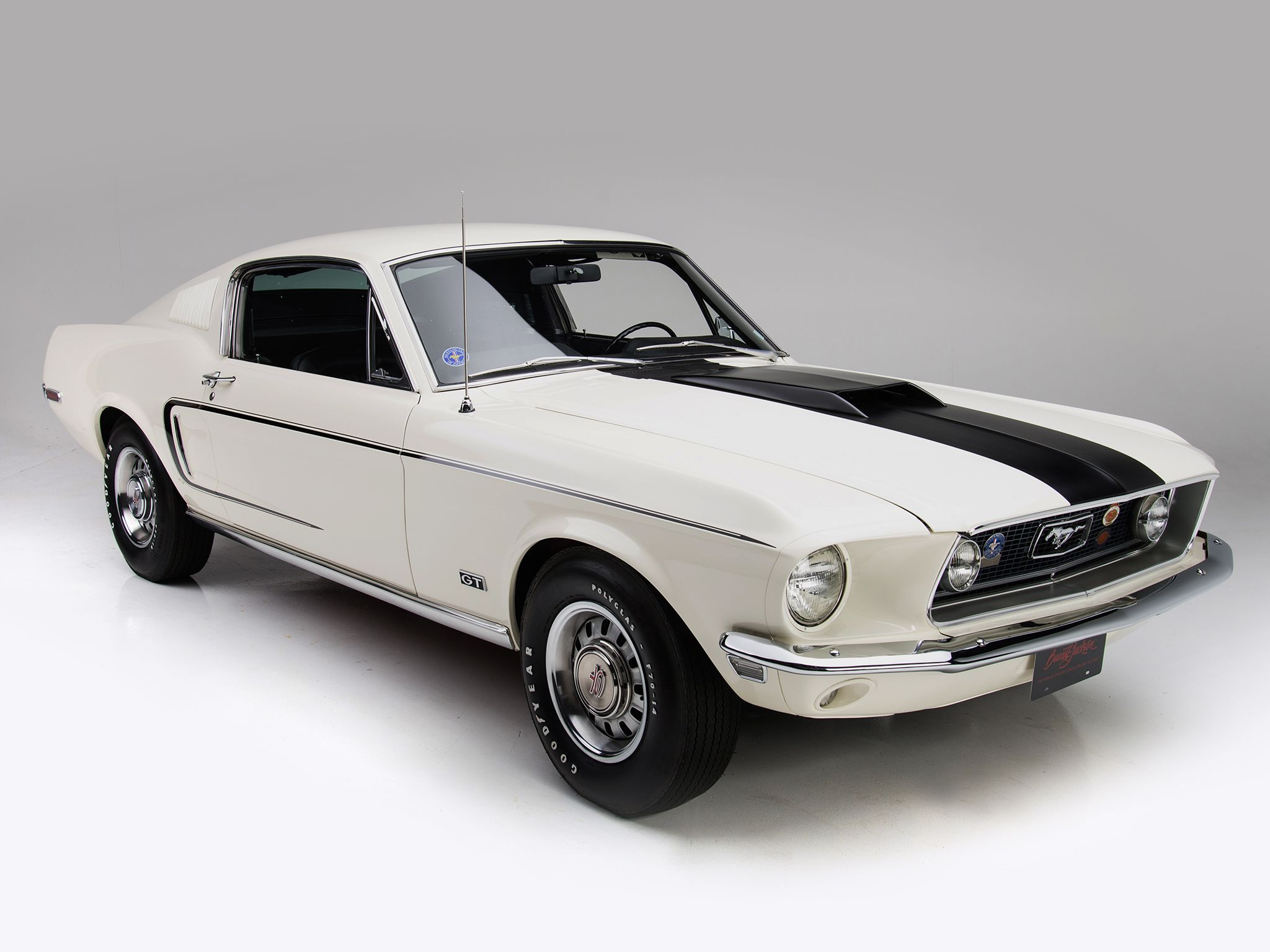 65 fastback ford mustang mustangs amp rods ford muscle cars for sale - 1968 Ford Mustang Gt 428 Cobra Jet Fastback
