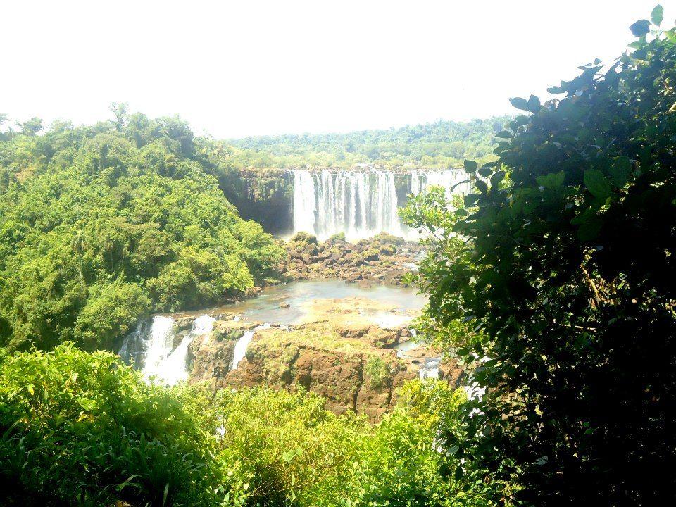 Garganta Del Diablo - (Lado Brasil) Cataratas do Iguaçu