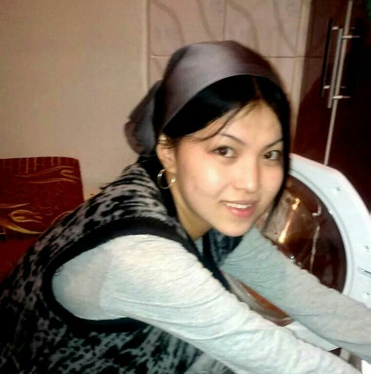 Kyrgyz beauty:)