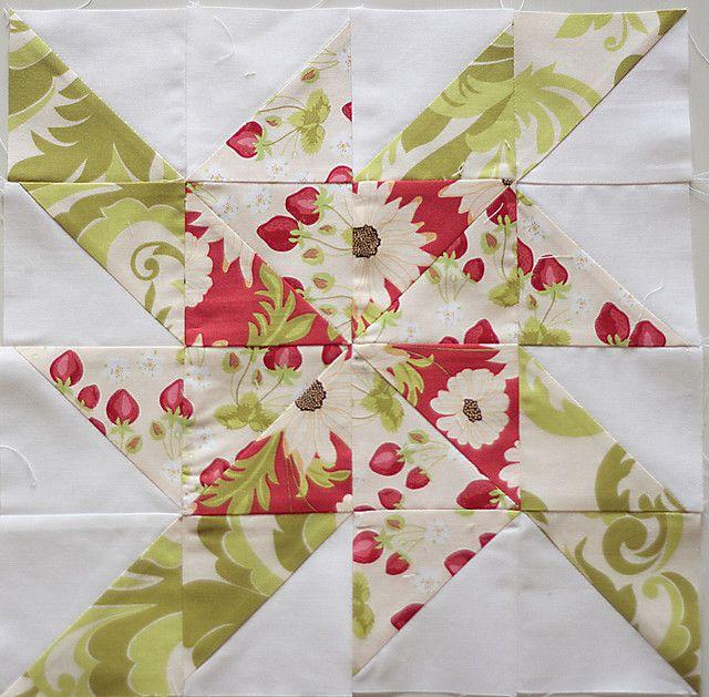 Pinwheel Quilt Along Week #5