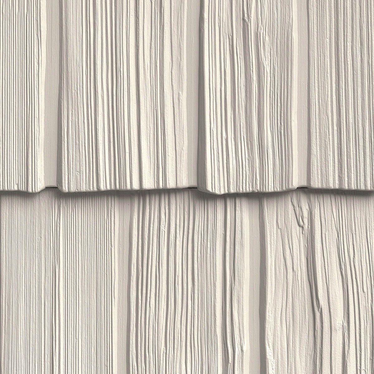10 Inch W X 62 1 2 Inch L Exposure Vinyl Staggered Shakes 23 Panels Ctn 100 Sq Feet 116 Seashell Vinyl Cedar Shake Siding Vinyl Cedar Shake Siding