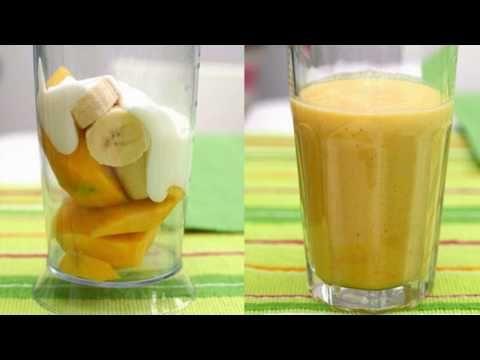 Delicioso batido de avena y papaya que te ayudara a controlar la DIABETES, el COLESTEROL y BAJAR DE - YouTube