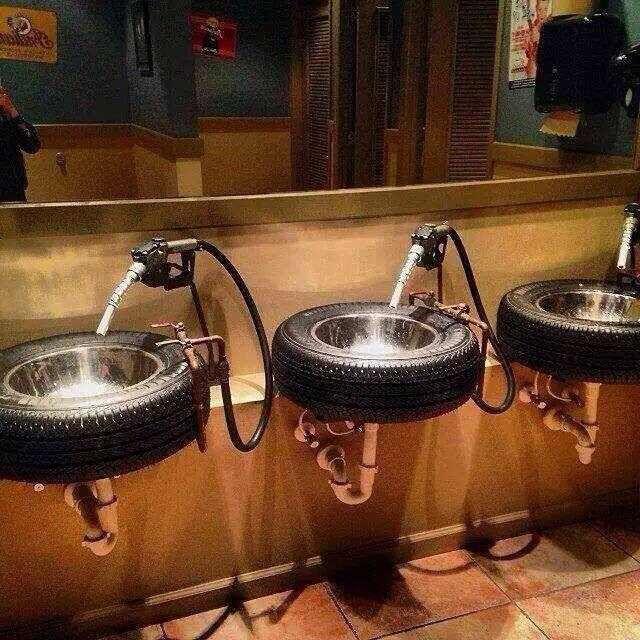 Beer Keg Bathroom Sink: Awesome Bathroom Sinks. In 2019