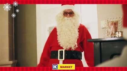 Jouluvideot - K-market
