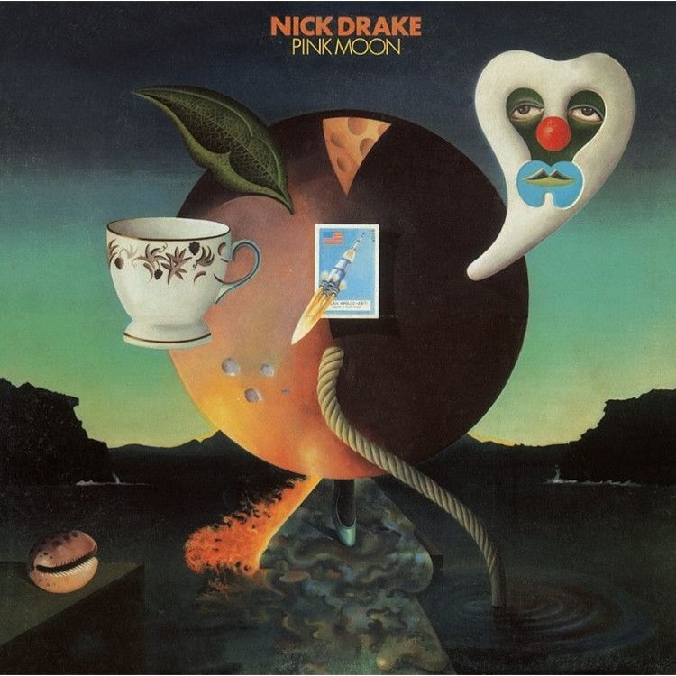 Nick Drake - Pink Moon on 180g LP