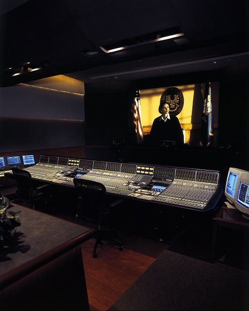 Complete Sound, USA - Solid State Logic, Avant Plus, Digital Film and Post Production Console