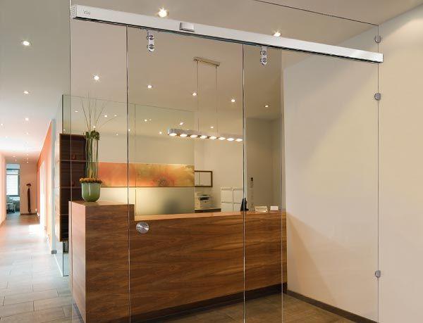 Cs 80 Magneo Dorma - Automatic Glass Sliding Door & Cs 80 Magneo Dorma - Automatic Glass Sliding Door   House ...