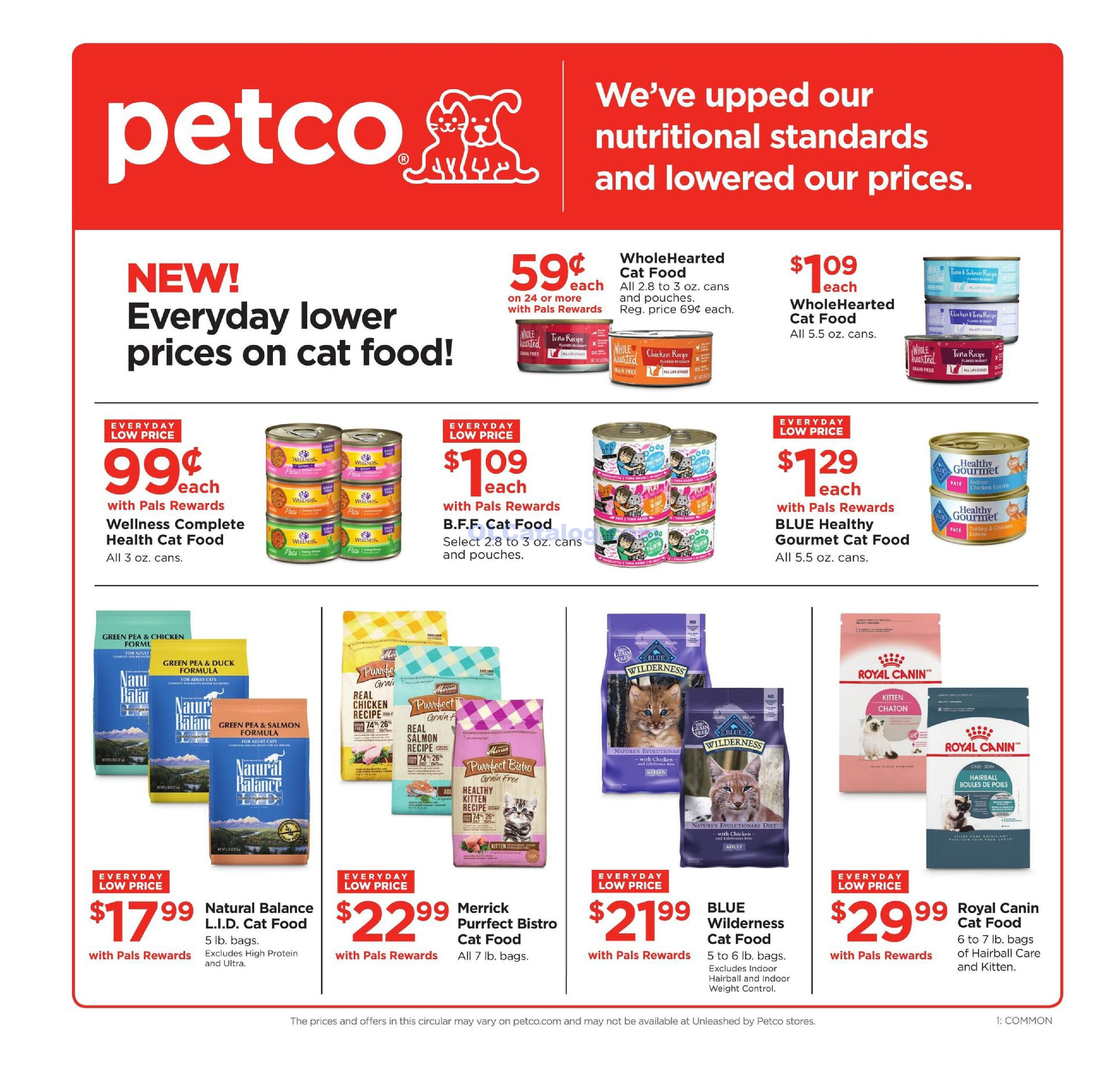 Petco Circular Ad February 3 March 2 2019 Do You Know What S In And What S Hot In The Petco For This Week If You Haven T Petco Weekly Ads Weekly Circulars