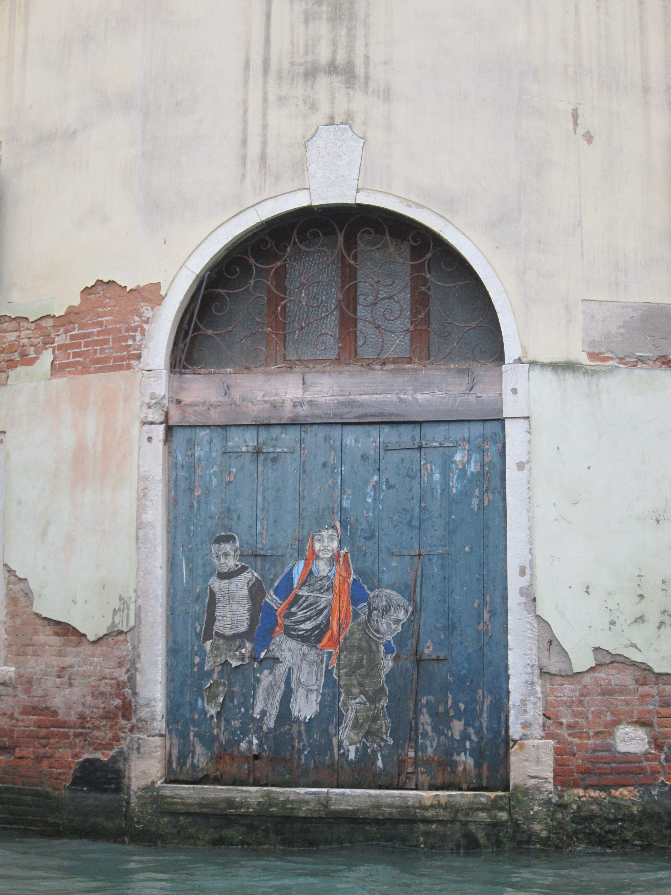 Random door in Venice