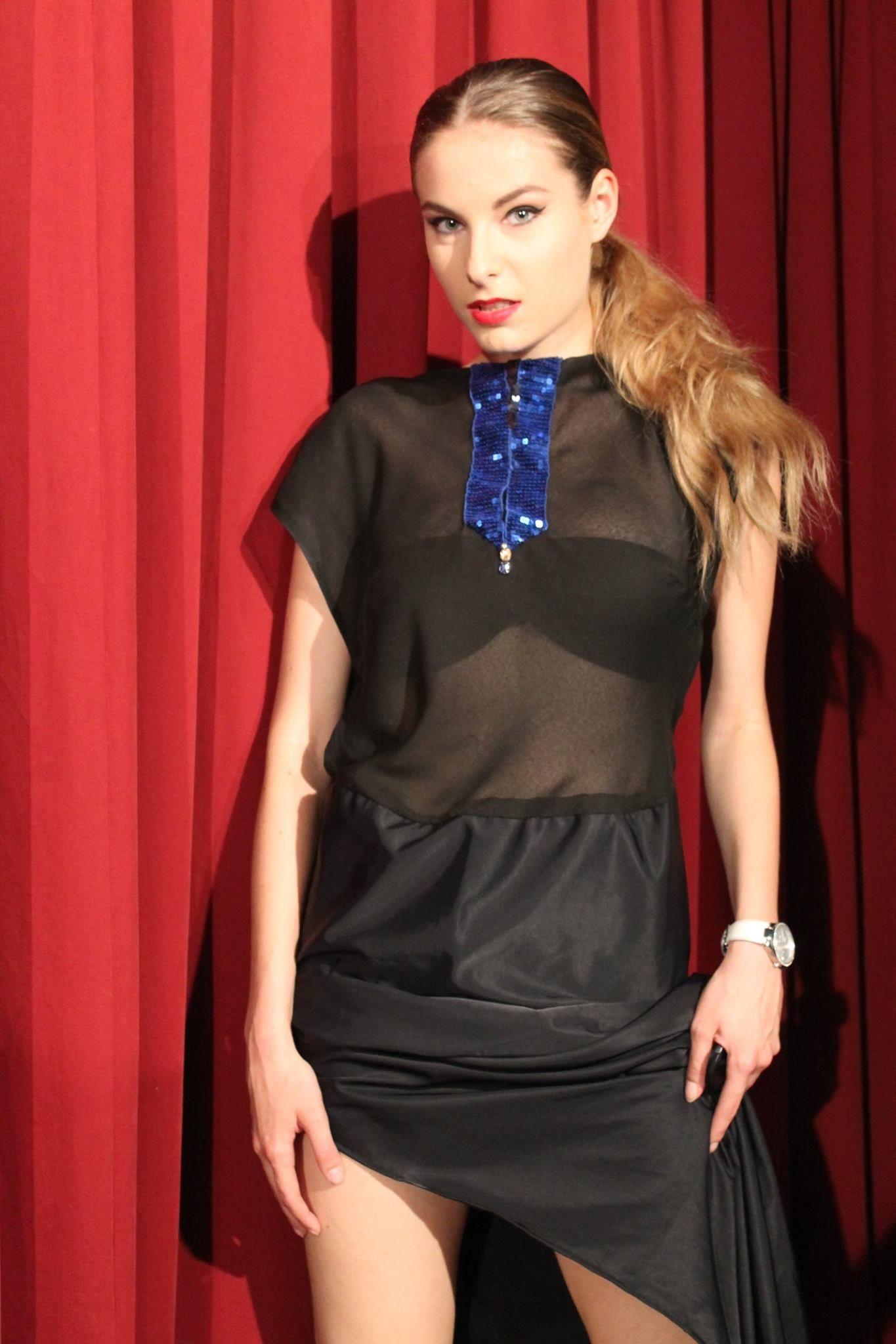 JEMAA A/W 15/16 #backstage FASHION WEEK ZAGREB