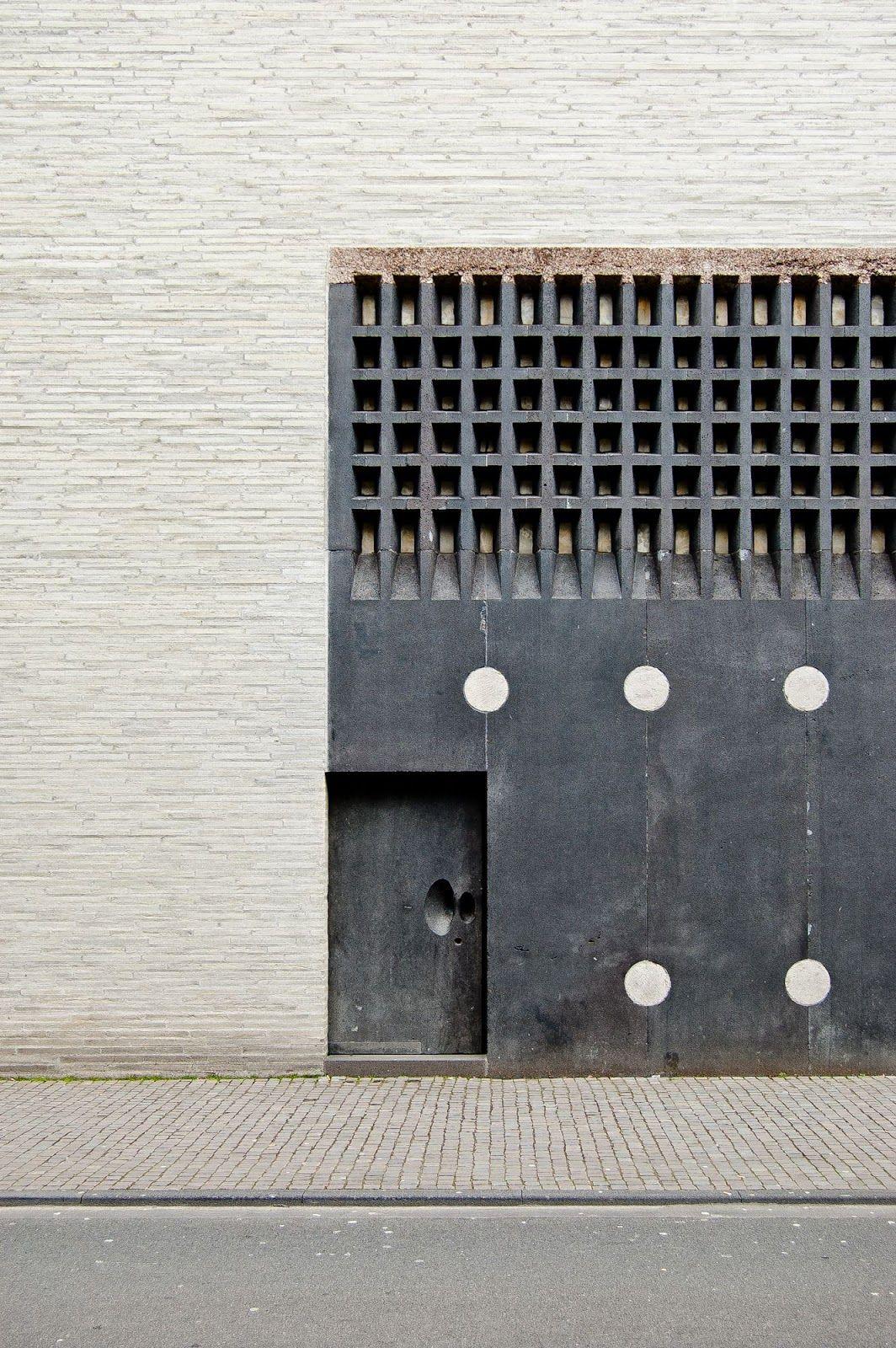 Peter Zumthor Architektura, Witryna, Wnętrza
