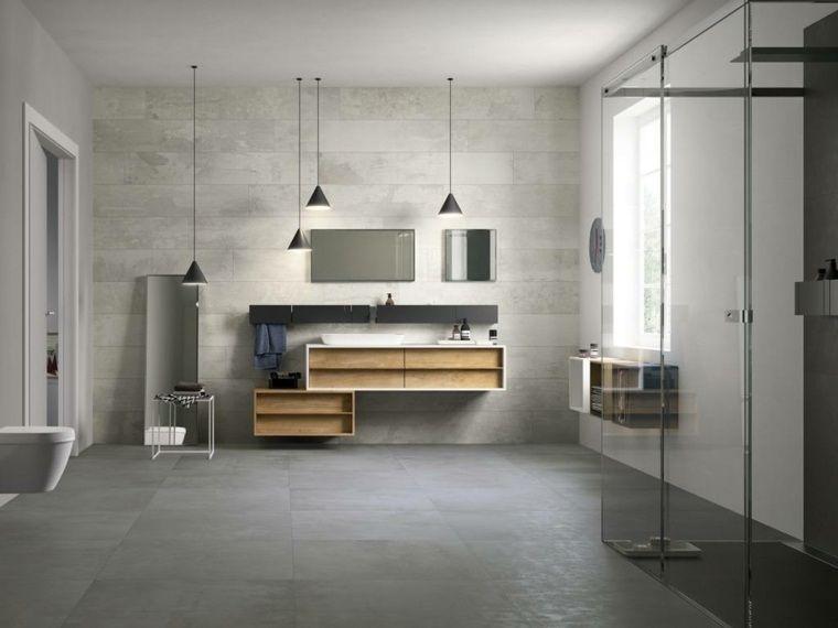 Salle de bains béton ciré en 24 idées d\u0027aménagement originales
