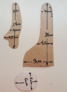 Tutorial, DIY, Passo à Passo Boneca Russa Costurada à Mão. #bonecas