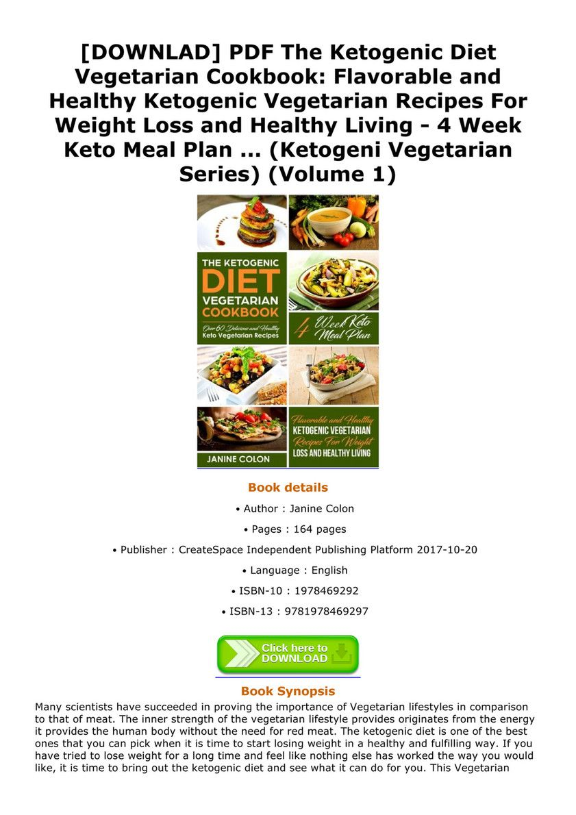 53 Vegan Keto Diet Meal Plan Pdf en 2020