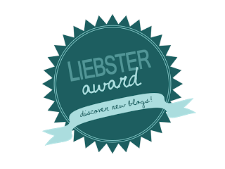 My response and nominations for the Liebster Award.