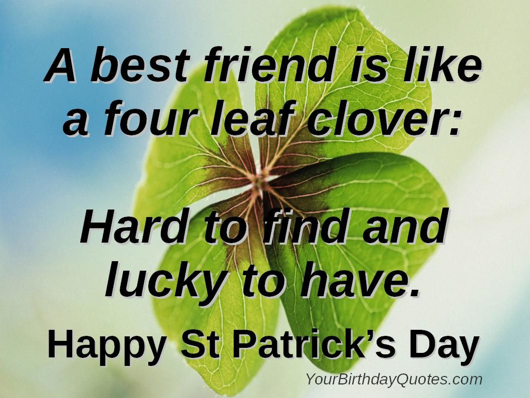 st patrick quotes funny