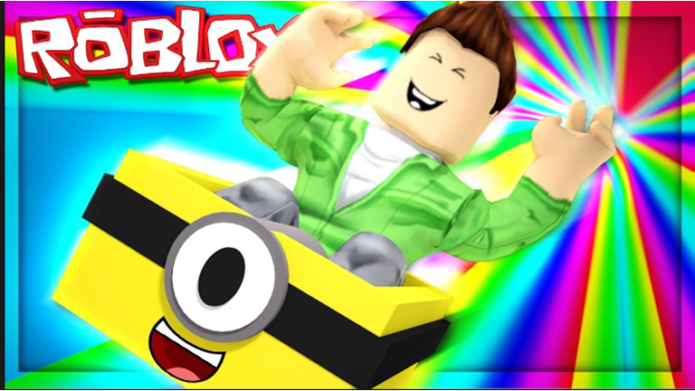 Slide Down A Rainbow With Denis Roblox Roblox Pals Sword Fight