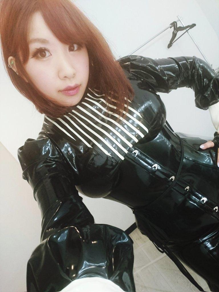 Asian fetish chic