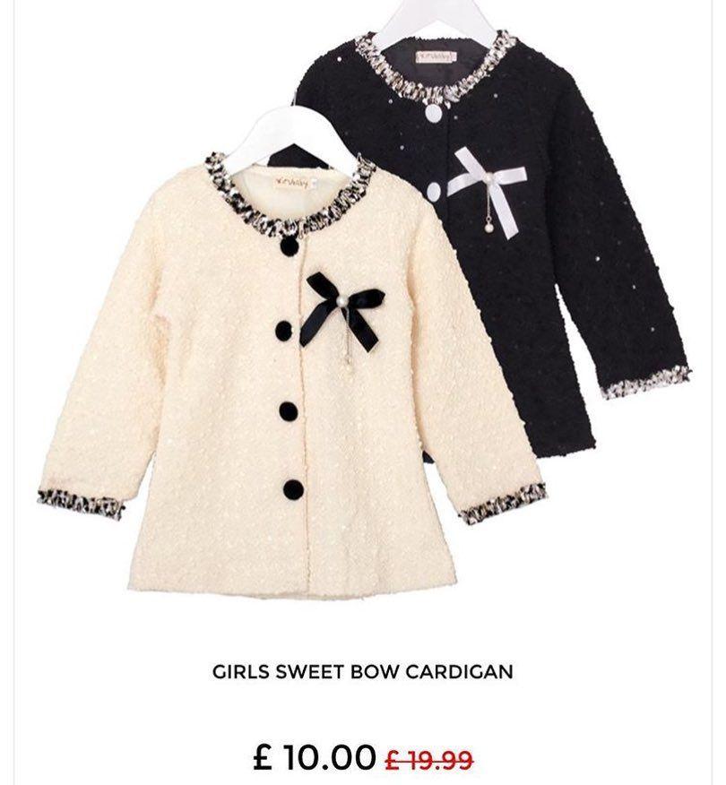 Sweet bow cardigan on sale www.halotots.com #halotots #fashionkids #mummysboy #leggings #harem #babyswag #trendykids #kidstrends #mummysgirl #kidsfashion #kids  #toddlerlife #babygirl #babyboy #babylife #ukbaby #cutekidsclub #family #precious #myboy #daughter #son #kids  #sale #beautiesandgents #hipsterkidskidsstyle #fashionista #sweetbowcardigan #smallshop #london