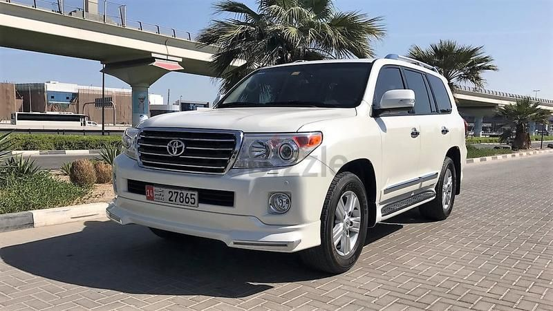 Dubizzle Dubai Land Cruiser Verified Car Toyota Land Cruiser  Warranty Package Until  Full Dealer Service History