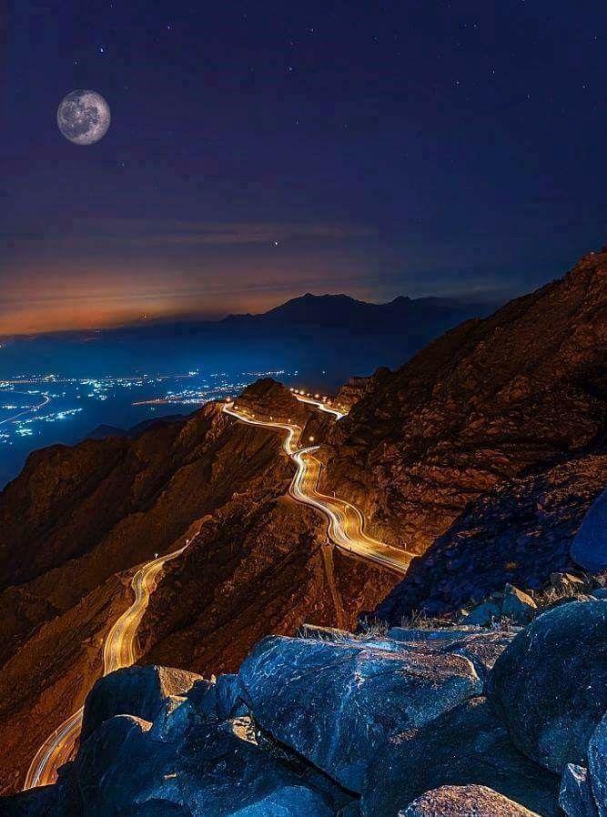 Taif Saudi Arabia Beautiful Landscape Photography Desert Photography Beautiful Sites