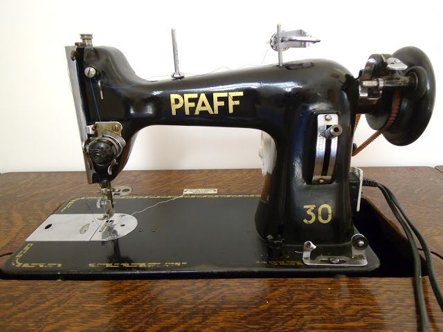 Makes Me Happy Pfaff 40 New Home For Old Machine Sewing Beauteous Pfaff 30 Sewing Machine History