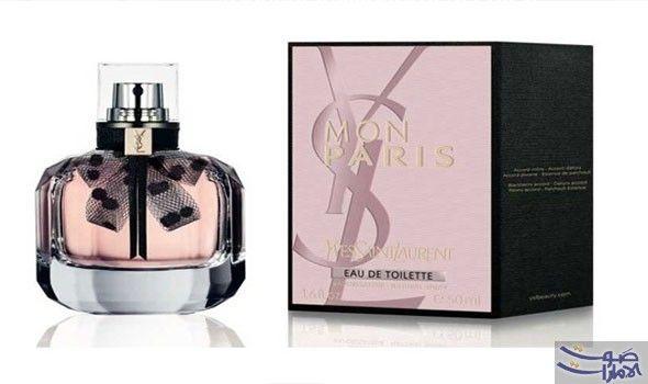إطلاق عطر إيف سان لوران الباريسي الجديد يحمل عطر إيف سان لوران الجديد Yves Saint Laurent Mon رحلة رومانسية من باري Perfume Fragrances Perfume Perfume Scents
