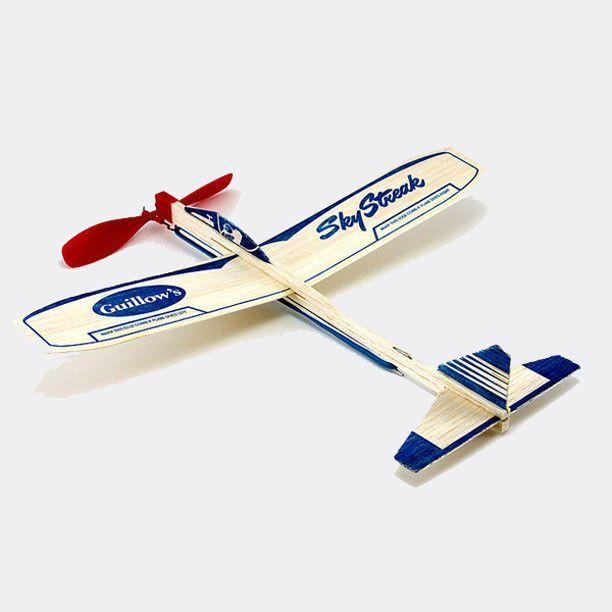 Guillow/'s Balsa Wood Flying Machine Kit