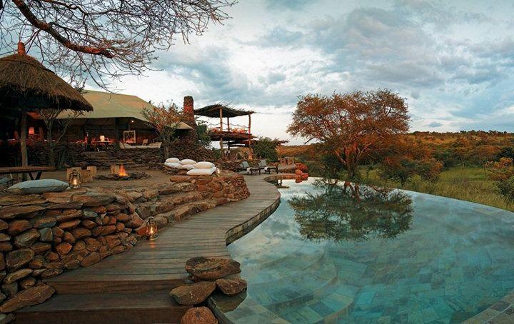 Singita Grumeti Reserves in Tanzania at $3570 per night