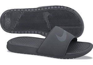 Nike Men's Benassi Swoosh Slide Sandal, (pool, sandal, sandals, slides)