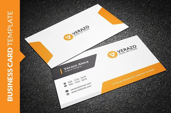 Clean stylish business card business cards card templates and clean stylish business card business card templatesbusiness card design premium fbccfo Choice Image