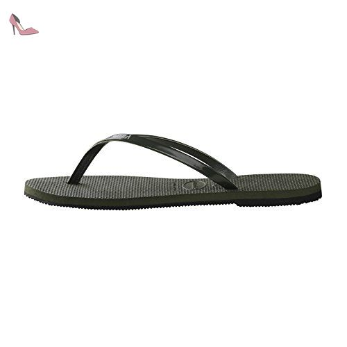 Tong Havaianas H.You Metallic Olive Green - Chaussures havaianas  (*Partner-Link