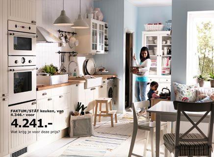 Ikea keukens wooninspiratie