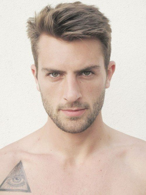 Short Sides Medium On Top Menshair Mens Haircuts Short Beard