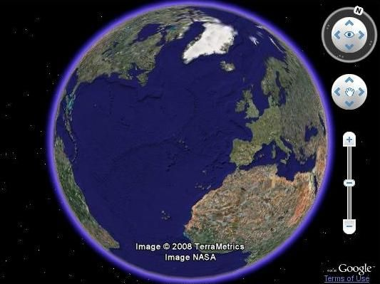 Google earth live, See satellite view of your house, fly ...