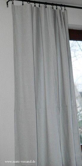 Gardine Wohnzimmer Grau