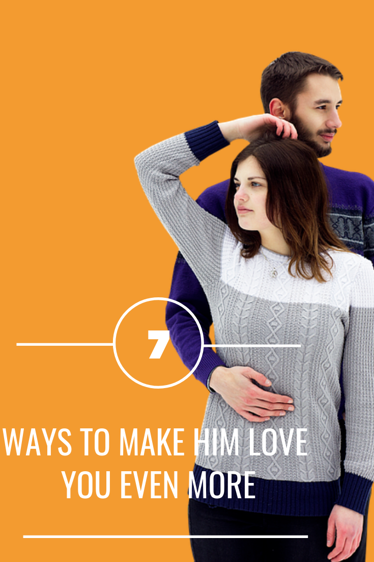 how to make a guy obsess over you