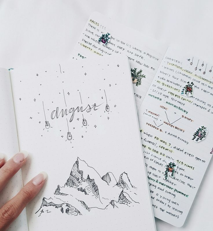 ¿No tienes inspiración para las portadas de tu #... - #De #inspiración #las #mountains #para #portadas #tienes #tu #augustbulletjournal