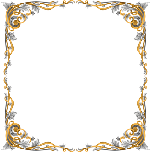 0 55074 A6557a31 L Png Painting Frames Flower Painting Ornament Frame