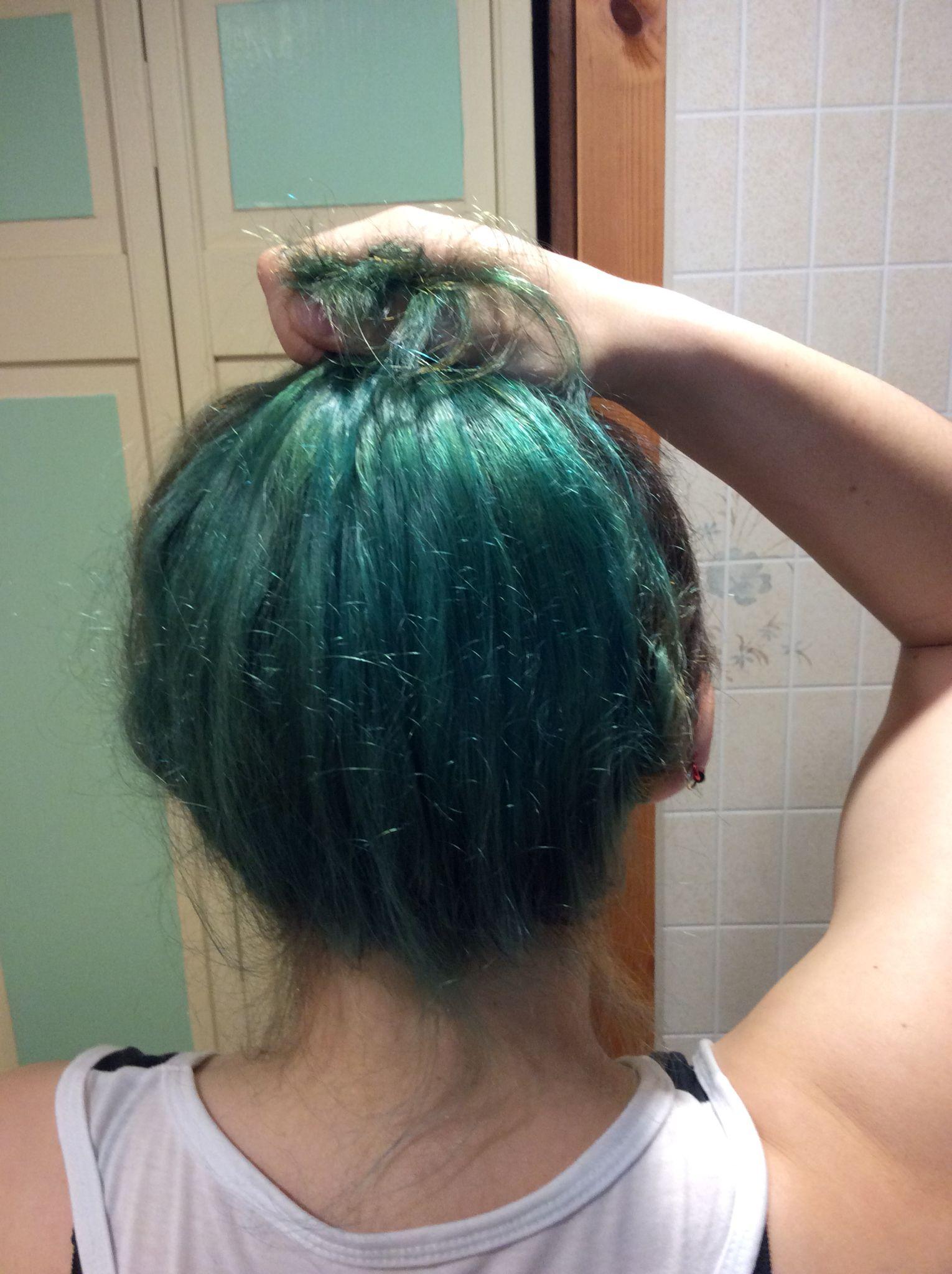 Green first attempt :)